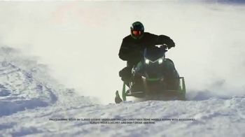 Arctic Cat ZR 9000 Turbo TV Spot, 'Speed Is Beautiful' - Thumbnail 2