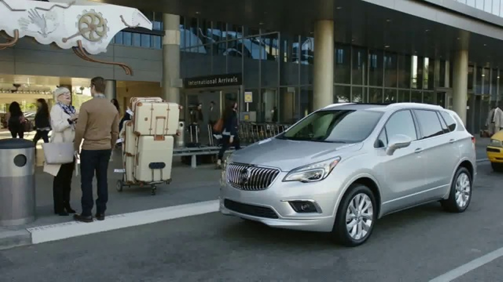 Buick Tv Commercial Thoughtful An Suv For That Song By Matt And
