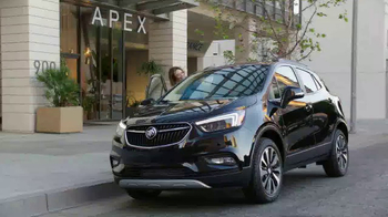 Buick TV Spot, 'Thoughtful: An SUV for That' Song by Matt and Kim [T1] - Thumbnail 1