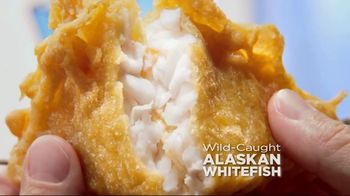 Long John Silver's Fish & Fries TV Spot, 'You Deserve More'