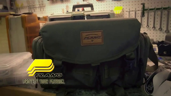 Plano A-Series Tackle Bag TV Spot, 'Outdoor Channel: Protect' - Thumbnail 1