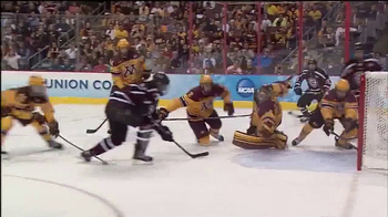 College Hockey, Inc. TV Spot, 'Nothing Compares' Featuring Johnny Gaudreau - Thumbnail 9