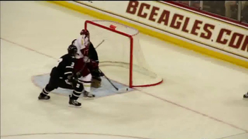 College Hockey, Inc. TV Spot, 'Nothing Compares' Featuring Johnny Gaudreau - Thumbnail 4