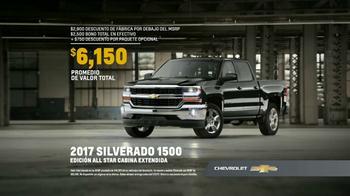 Chevrolet Chevrolet Bonus Tag TV Spot, 'Guerrera' [Spanish] [T2] - Thumbnail 7