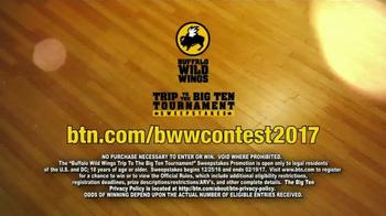 Buffalo Wild Wings TV Spot, 'Big Ten Tournament Sweepstakes' - Thumbnail 5