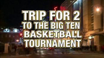 Buffalo Wild Wings TV Spot, 'Big Ten Tournament Sweepstakes' - Thumbnail 3