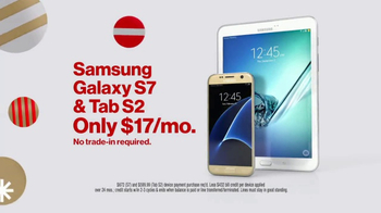 Verizon TV Spot, 'Best Deals of the Year: Samsung Galaxy S7 and Tab S2'
