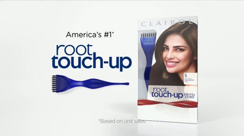 Clairol Root Touch-Up TV Spot, 'Look Great From Any Angle' - Thumbnail 4