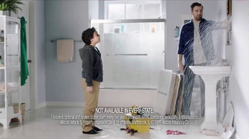 Allstate TV Spot, 'Burst Pipe'