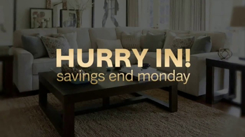 Ashley New Year's Furniture and Mattress Event TV Spot, 'Extended Savings' - Thumbnail 8
