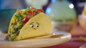 Old El Paso Stand 'N Stuff Taco Shells TV Spot, 'Tequila Lime Sauce' - Thumbnail 4