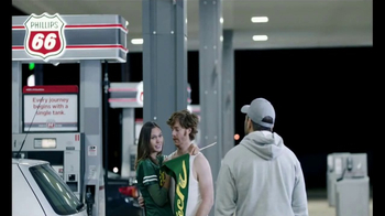 Phillips 66 TV Spot, 'Gas Station' - 2 commercial airings