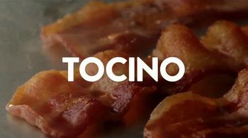 Jack in the Box Sourdough Bacon Ranch Combo TV Spot, 'Fórmulas' [Spanish] - Thumbnail 6