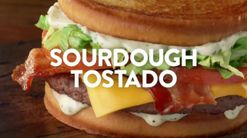 Jack in the Box Sourdough Bacon Ranch Combo TV Spot, 'Fórmulas' [Spanish] - Thumbnail 7