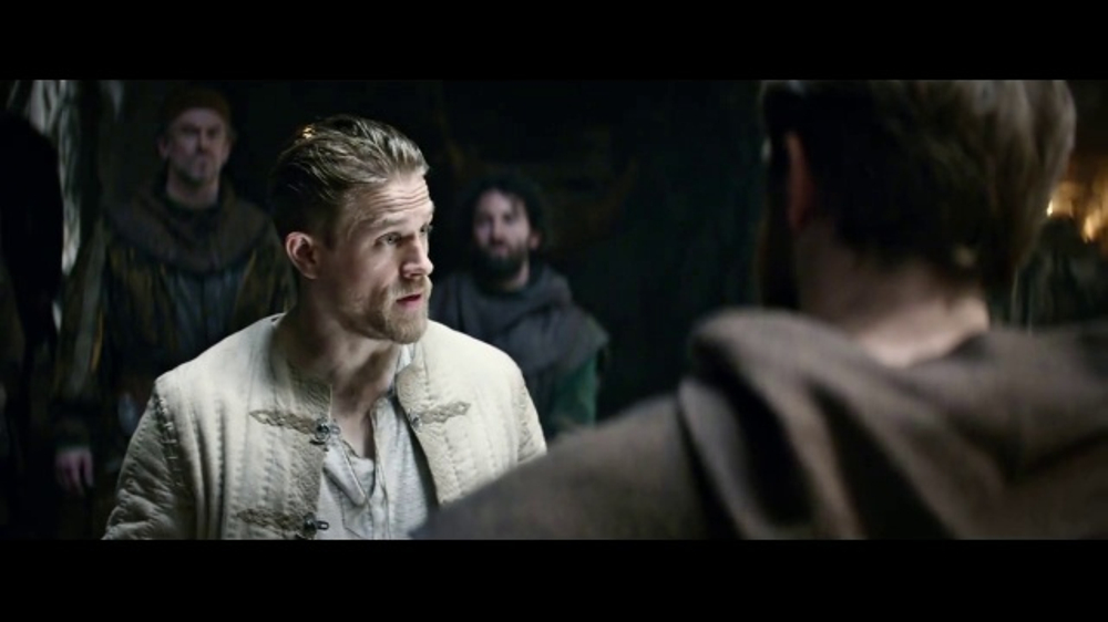king arthur legend of the sword tv movie trailer ispottv