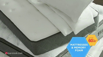 Overstock.com White Sale TV Spot, 'Bedding, Bath & Furniture' - Thumbnail 6