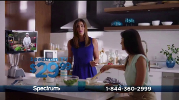 Spectrum Mi Plan Latino TV Spot, 'Esta mañana' con Gaby Espino [Spanish] - 141 commercial airings