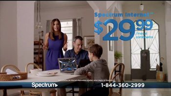 Spectrum Mi Plan Latino TV Spot, 'Esta mañana' con Gaby Espino [Spanish] - Thumbnail 4