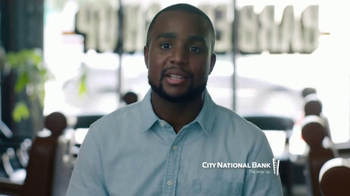 City National Bank TV Spot, 'Dustin Coney: Entrepreneur and Extraordinaire' - Thumbnail 8