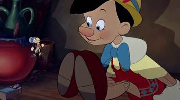 Pinocchio Home Entertainment thumbnail