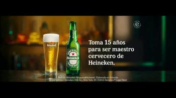 Heineken TV Spot, 'La mirada' con Benicio del Toro [Spanish] - Thumbnail 9