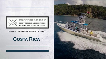 Crocodile Bay Sport Fishing & Expeditions TV Spot, 'Family Place' - 103 commercial airings