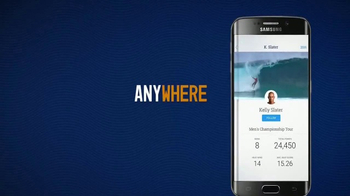 World Surf League App TV Spot, 'Anywhere' - Thumbnail 8