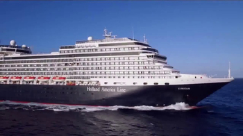 Holland America Line TV Spot, 'This is Why We Sail' - Thumbnail 2