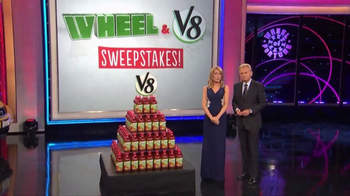 Wheel & V8 Sweepstakes TV Spot, 'What's Great' - Thumbnail 5