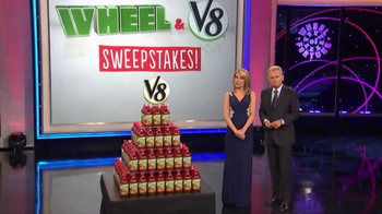 Wheel & V8 Sweepstakes TV Spot, 'What's Great' - Thumbnail 6