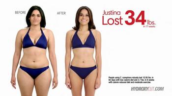 Hydroxy Cut TV Spot, 'Justine Reclaimed Her Closet' - Thumbnail 7