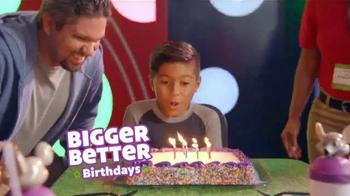 Chuck E. Cheese's TV Spot, 'Fishing for Prizes: Birthdays' - Thumbnail 8