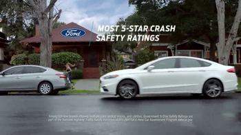 2017 Ford Fusion TV Spot, 'Protective and Hard Working' [T2] - Thumbnail 2