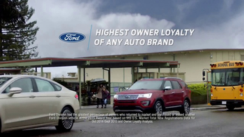 2017 Ford Fusion TV Spot, 'Protective and Hard Working' [T2] - Thumbnail 5