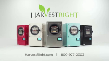 Harvest Right Freeze Dryer TV Spot, 'Prepared' - Thumbnail 9