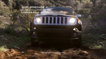 Jeep Start Something New Sales Event TV Spot, 'Resolution' [T1] - Thumbnail 6