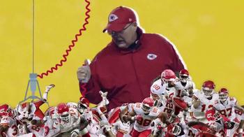 NFL TV Spot, 'Playoffs: Chiefs Last Minute Push' Song by Kendrick Lamar - Thumbnail 3