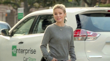 Enterprise TV Spot, 'If Only' Featuring Kristen Bell - Thumbnail 4