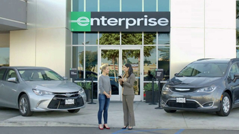 Enterprise TV Spot, 'If Only' Featuring Kristen Bell - Thumbnail 9