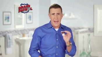 Drain Patrol TV Spot, 'Removes Clogs' - 6 commercial airings