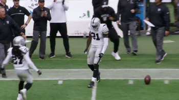 NFL TV Spot, 'Playoffs: Raiders Force Incompletion' Song by Kendrick Lamar - Thumbnail 9