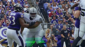 NFL TV Spot, 'Playoffs: Raiders Force Incompletion' Song by Kendrick Lamar - Thumbnail 2