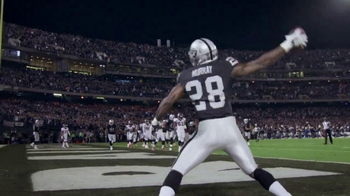 NFL TV Spot, 'Playoffs: Raiders Force Incompletion' Song by Kendrick Lamar - Thumbnail 6