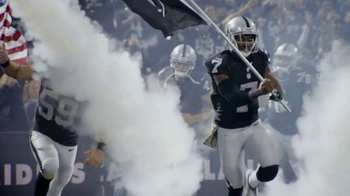 NFL TV Spot, 'Playoffs: Raiders Force Incompletion' Song by Kendrick Lamar - Thumbnail 8