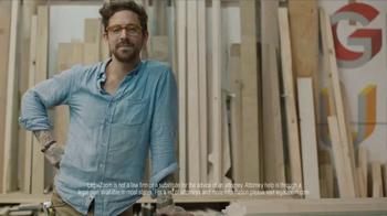 Legalzoom.com TV Spot, 'Woodworker' - Thumbnail 8