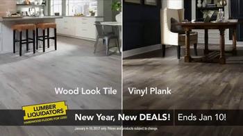 Lumber Liquidators New Year, New Deals! TV Spot, 'Distressed Styles' - Thumbnail 6