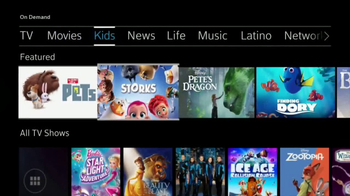 XFINITY On Demand TV Spot, 'Feed Your Imagination' - Thumbnail 8