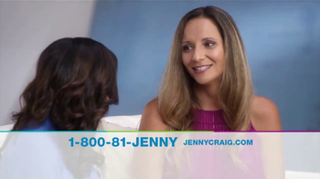 Jenny Craig TV Spot, 'Get Serious' - Thumbnail 4