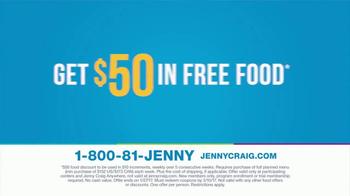 Jenny Craig TV Spot, 'Get Serious' - Thumbnail 6