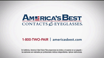 America's Best Contacts and Eyeglasses TV Spot, 'Dos Pares' [Spanish] - Thumbnail 6